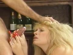 Retro Fuck and HJ Finish With Long Nails porn video