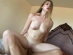 hot chick gets rides to orgasm porn video