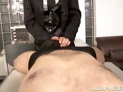 Beautiful Japanese Doing Femdom And Fucking Asian Guy In The Ass