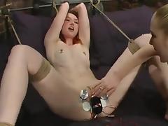 Bondage, BDSM, Blonde, Bondage, Femdom, Mistress