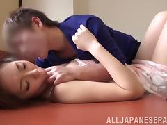 Busty Asian Chick Has Some Very Nasty And Horny Boyfriend