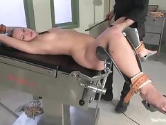 Mutual understanding gets blindfolded and fucked enduring in BDSM chapter