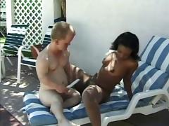 Midget, Black, Ebony, Group, Interracial, Midget