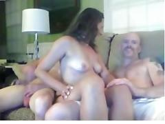 aff webcam amateur trio 1
