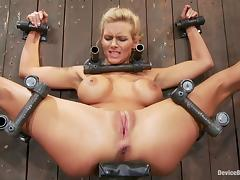Bondage, BDSM, Bondage, Bound, Fetish, Fingering