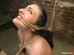Bondage, Adorable, Allure, BDSM, Bondage, Brunette