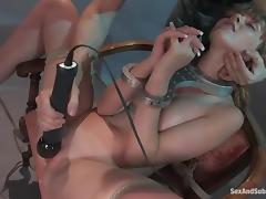 Marie Mccray gets whipped and stunningly fucked by Masterliness Henry