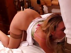 Bedroom, Ass, Assfucking, Bedroom, Blonde, Blowjob