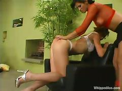 Cole Conners gets tied not far from and toyed by Cami on a sofa