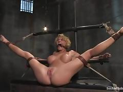 Bondage, BDSM, Bondage, Penis, Belly