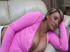Mom and Girl, Amateur, Big Tits, Boobs, Brunette, Mature