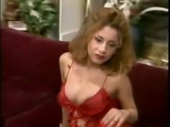 Sexy Pregnant Slut Sabrina Gelata Sucks Hard Long Prick