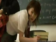 Japanese Schoolbabe by Packmans teen amateur teen cumshots swallow dp anal