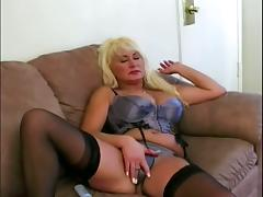 Mature Blonde Dana Hayes Fucking Son's Best Friends