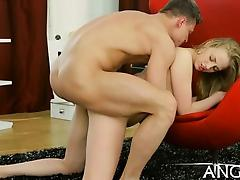 Unfathomable and fleshly anal pounding