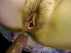 chubby girl hairy twat