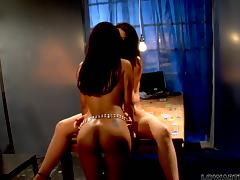Senorita Ann Marie Rios and Alexis Amore porn video