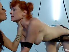 All, Ass, BDSM, Dutch, Humiliation, Redhead