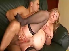 Mom and Boy, 18 19 Teens, BBW, Chubby, Chunky, Fat