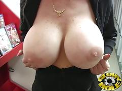 Hot Chick With Big Tits Gets Fucked By Big Black Cock
