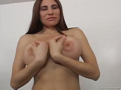Big Tits are Bouncing as this this Bitch Gets Fucked Doggystyle