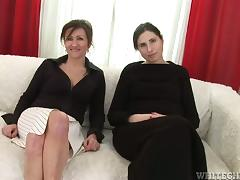 Mature Lesbian, Cum, Mature, Old, Older, Lady