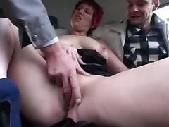 German, Couple, German, Group, Orgy, Outdoor