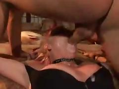 Wife Catches Hubby Fucing Punk Bitch