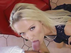 All, Beauty, Blonde, Blowjob, Cum, Cum in Mouth