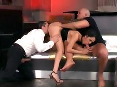 Double up for a Spanish slut!