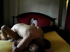Filipina, Asian, Creampie, Filipina, Interracial, Mature