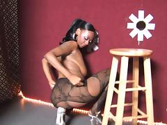 Appetizing Monet Divine Gets Fucked Doggystyle From A Gloryhole