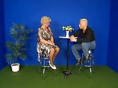 Blonde German Granny R20