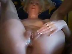 Assfucking, Amateur, Anal, Assfucking, Blonde, Mature