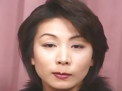 Japanese Granny, Asian, Bukkake, Facial, Japanese, Mature