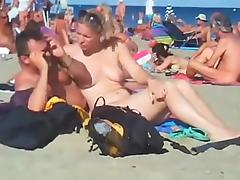 Beach, Beach, Group, Orgy, Swingers, Voyeur