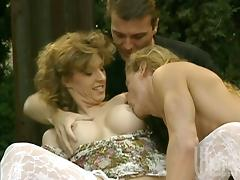 Garden, Anal, Backstage, Big Tits, Blowjob, Cum in Mouth