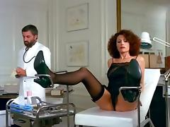 Exam, Exam, Femdom, French, Hairy, Stockings
