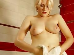 American, 18 19 Teens, Adorable, American, Bath, Bathing