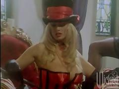 Kinky lesbian plays among three horny chicks