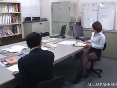 Office, Ass, Office, Penis