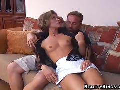 Appetizing Bianca Goes Hardcore In Different Positions