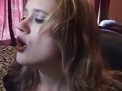 hot lipstick