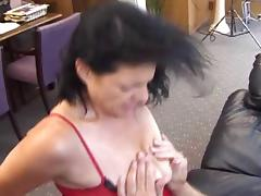 Beautiful Saggy Hag Shag porn video