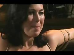 Kinky slut likes her fetishes!