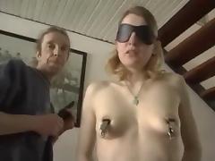 Amateurin Slave zur Benutzung frei gegeben