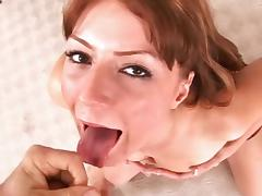 All, Beauty, Blowjob, Cum in Mouth, Penis, POV