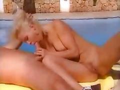 Blond Blowjob on Costa Blanca Beach
