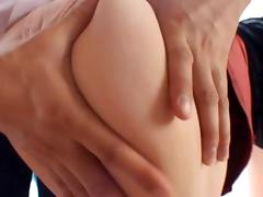 Japanese mature demolished by cock