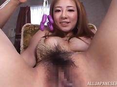 Hairy, Babe, Big Tits, Brunette, Fingering, Hairy